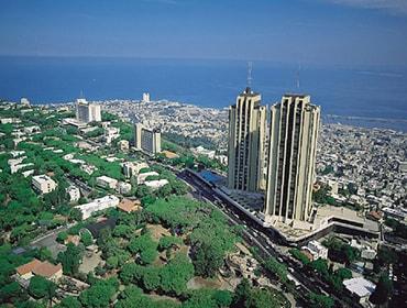 מלונות בחיפה